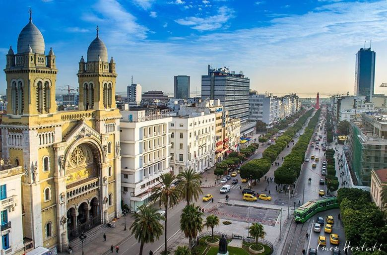 Tunis_urban-sprawl