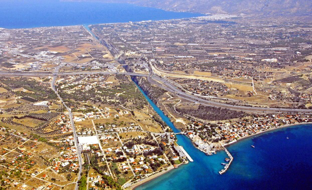 Hidden Treasures of the Adriatic-Day 13-Corinth Canal ...