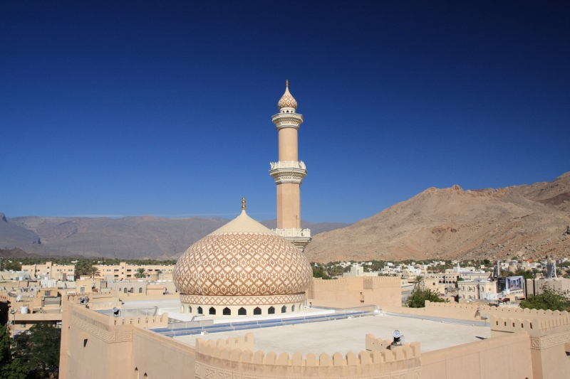 As_Sultan_Qaboos_Mosque,_Nizwa,_Oman_(4324808056)