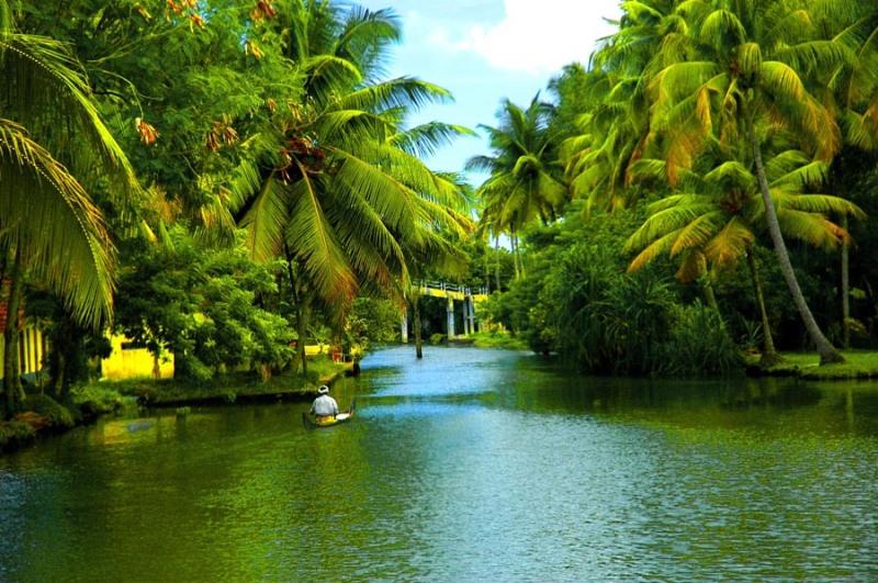 Backwaters-kumarakom-Kerala-travelcraft