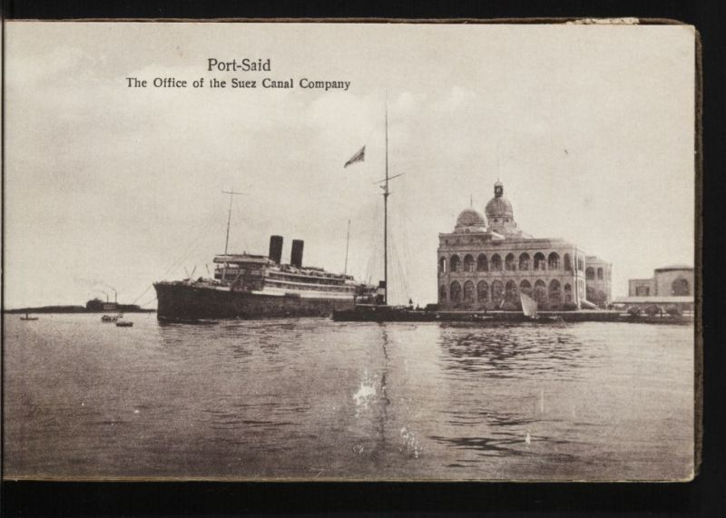 Port_Said,_The_Office_of_the_Suez_Canal_Company_(n.d.)_-_front_-_TIMEA