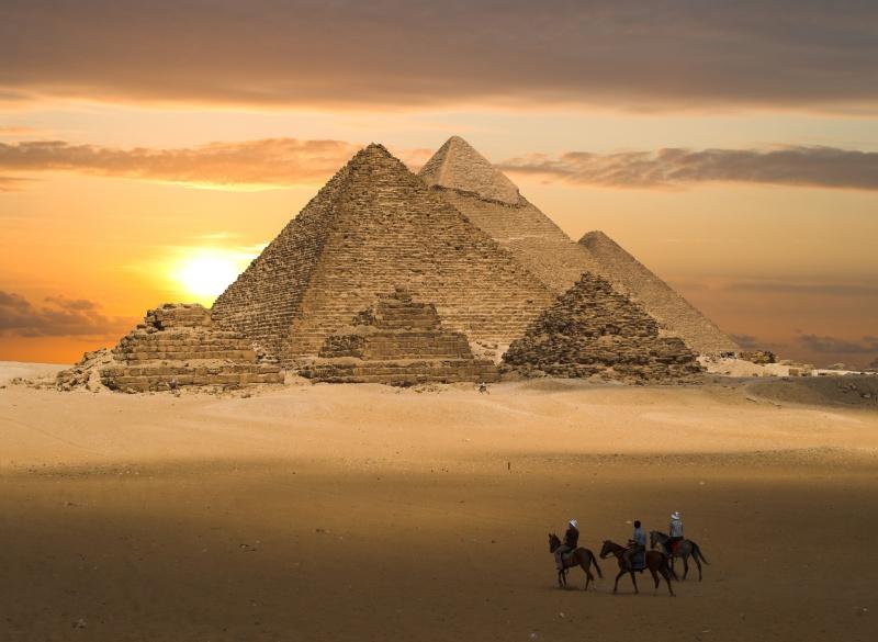 pyramids fantasy